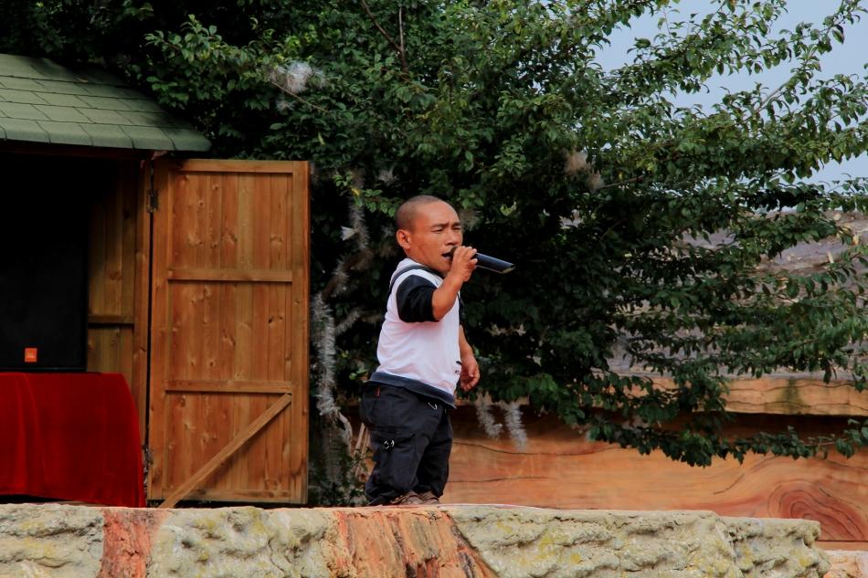 Dwarf theme park kunming