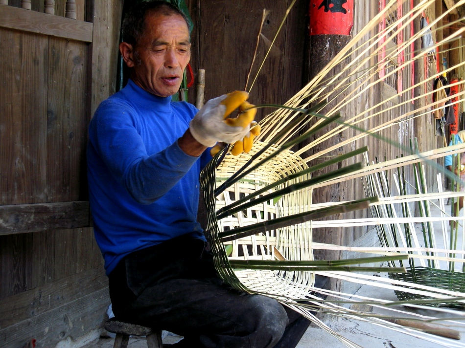 village bamboo craft